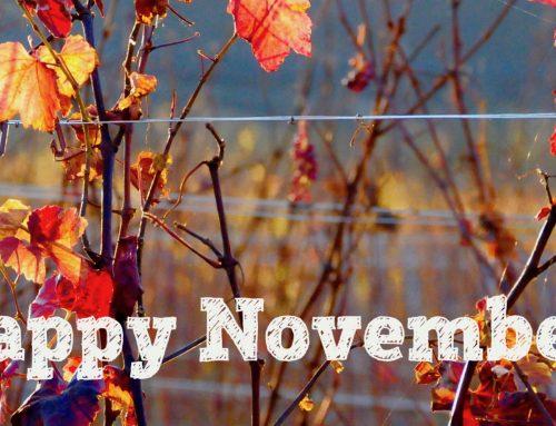 November – ein Monat des Gedenkens und der Besinnung